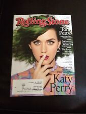 ROLLING STONE Magazine - Issue 1215  - Aug 14, 2014 - KATY PERRY Cover  - Petty