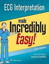 Incredibly Easy! Series#174: ECG Interpretation Made Incredibly Easy! by...
