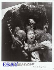 Zombies attack Return Of The Living Dead VINTAGE Photo