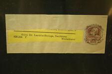 """AUTRICHE  """" ENDE APRIL 1912 """" - ALPEN-VEREINES  -  ENTIER POSTAL / GANZSACHE"""