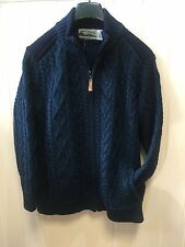 Irish Merino Wool Cardigan