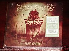 Decapitated: Blood Mantra Deluxe Edition CD DVD Set 2014 Bonus Track Digipak NEW