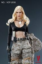 Very Cool Digital Camouflage Women Soldier 1/6 Scale VCF-2030 Max