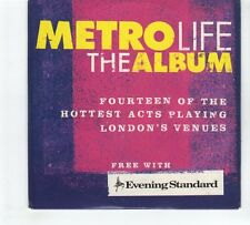 (GP738) Evening Standard Presents: MetroLife: The Album - 2002 CD