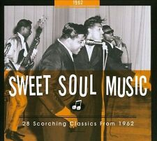 Sweet Soul Music: 28 Scorching Classics From 1962 by Various Artists (CD,...
