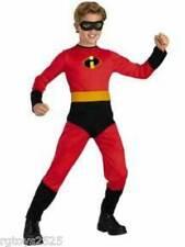 Disney The Incredibles Mr Incredible Dash Violet Costume Size 7-8 M New Medium
