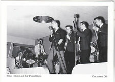 "*Postcard-""Brian Hyland"" w/The Wright Guys""  CLASSIC-  Cincinnati Sound (#18)"