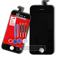 Reemplazo Retina Pantalla Lcd Y Digitalizador Touch Screen Para Apple Iphone 4 Negro