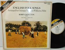 PMS 1502 English Folk Songs Arr Grainger Vaughan Williams Holst Robin Doveton
