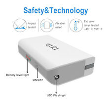 Portable 5000mAh USB Power Bank External Backup Battery Charger For Mobile Phone