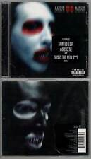 "MARILYN MANSON ""The Golden Age Of Grotesque"" (CD) 2003 NEUF"