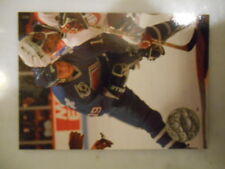1991 NHL Pro Set Joe Sakic Quebec Nordiques #102 Hockey Card