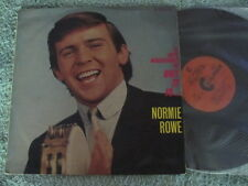 """NORMIE ROWE IT AINT NECESSARILY SO BUT IT IS LP VINYL 12"""" RECORD MONO"""