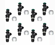 8 New Delphi 17113739 44 Lb/Hr 440 Cc/Min Fuel Injectors Supercharged Vehicles