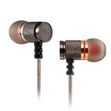KZ Oreja Deporte Auriculares Estéreo Música Metal Pesado Bajos Sonido