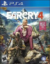 Far Cry 4 - PlayStation 4, (PS4)