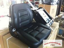 Sitz für Baumaschinen,Minibagger,Bagger,Radlader, Stapler,Traktor,Schlepper,gef.