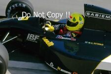 Christian Fittipaldi Minardi M192 F1 Season 1992 Photograph 1