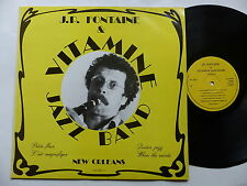 J.P. FONTAINE & VITAMINE JAZZ BAND New Orleans Volume 9 S1 18171