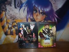 Red Garden - Part 1,2 Complete Thin Pack Box Set - BRAND NEW - Anime DVD - 2008