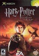Harry Potter and the Goblet of Fire (Microsoft Xbox, 2005) ACCEPTABLE