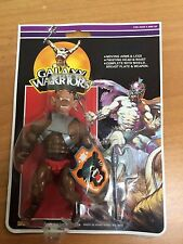 YGG GALAXY WARRIORS FIGHTER MOTU SUNGOLD NOS Remco Vintage 80