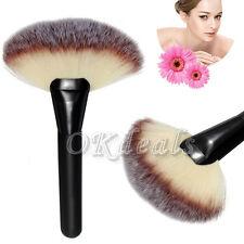 Große fächerförmig Make-up Pinsel Ziege-Haar Gesichtspuder Kosmetik Pinsel MIDE