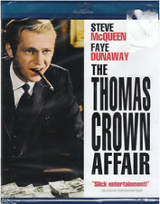 Thomas Crown Affair (2012, REGION A Blu-ray New) BLU-RAY/WS  BLU-RAY/WS