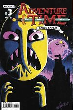 Adventure Time Candy Capers  # 3 Kaboom NM Cover A 2013