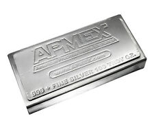 100 oz APMEX Silver Stackable Bar - SKU #50645