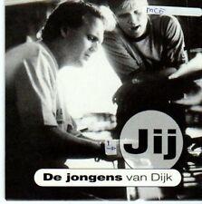 (BE197) Jij, De Jongens van Dijk - 2000 CD
