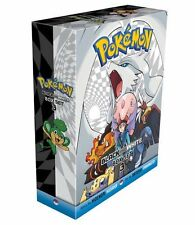 Pokemon Black & White Box Set: Vol 15-20 3 Book By Hidenori Kusaka Paperpack