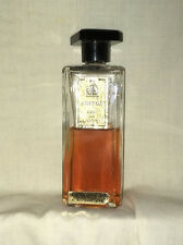 Vintage ARPEGE Eau de Lanvin Parfum Gold Label Embossed Bottle~2oz~50%~RARE~HTF