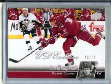 Lee Stempniak 10/11 Upper Deck UD Exclusives #03/10