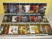 MARVEL 34 HIP HOP VARIANT SET - A-Force BLACK PANTHER Deadpool DR STRANGE +++++A