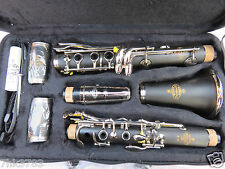 new BUFFET Bb12 clarinet with in Beautiful box