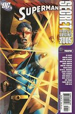 Superman '05 Secret Files & Origins 2005 VF L3