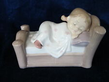 NAO BY LLADRO #1503 COZY DREAMS BRAND NEW IN BOX GIRL SAVE$$ FREE SHIPPING