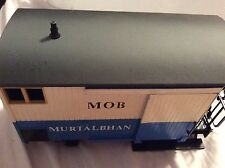 LGB Luggage/ BOX CAR - MOB G SCALE  Murtalbahn-TRAINS HOBBY