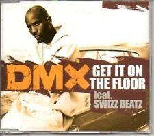 (AC866) DMX, Get It On The Floor ft Swizz Beatz - DJ CD