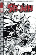 Spawn 200 Finch  1 in 100 Black and White Sketch Variant Cover
