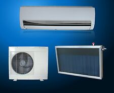 Solar Thermal Hybrid Air Conditioner / Heat Pump 12,000 BTU
