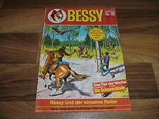 BESSY  #  909 -- und der einsame Reiter / Impressum 1.1.1983 Geburtstag ??