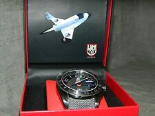 Luminox SXC Space Series Cordura Gray Bracelet Watch 5121.GN  NEW IN BOX!!