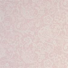 Studio G Lace in Pink Curtain Upholstery Craft Fabric