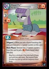 My Little Pony MLP CCG HIGH MAGIC : Maud Pie, Pet Rocks 20SR FOIL