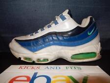 VTG Nike Air Max 95 SC 1997 Release New Green Blue Slate 9.5 OG Box 604069 AM95