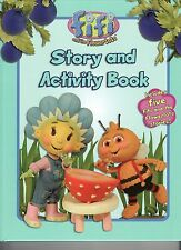 """YOUNG CHILDREN'S """"FIFI AND THE FLOWERTOTS"""" STORY & ACTIVITY BOOK - GIFT 3+ YRS"""