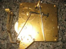 Used Hermle clock movement #351-031, for parts or repair