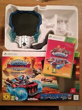 Skylanders Superchargers Starter Pack XBox360 Nuovo NEW NIB (NO PERSONAGGI)